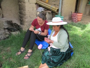 Helping Doña Máxima Start a Project