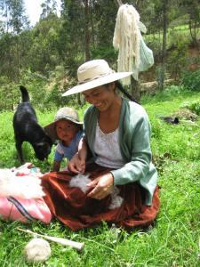 Doña Eulalia Prepping Fleece, 2010
