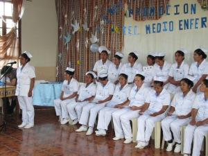Top of Her Class, Noemi Gave the Graduation Speech
