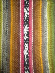 Doña Máxima´s Woven Bird Motifs