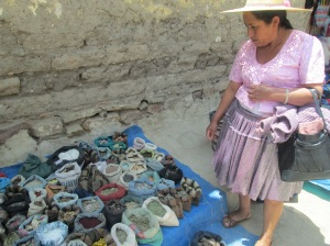 Dried Medicinal Plants in Woven Bags, Cloth Bags, and Plastic
