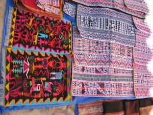 The Women's Weavings, the Men's Tapestries, Tarabuco, 2010