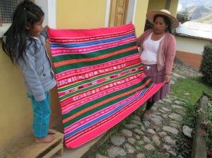 The Aguayo Still Needing the Crocheted Border