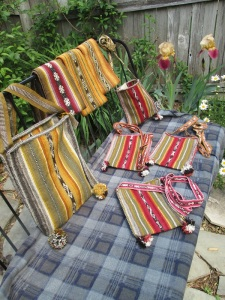 4 of These Weavings Went to France This Month