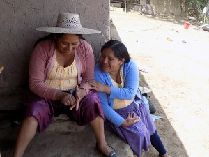 Doña Maxima and Vilma Compare Measuring Owwies