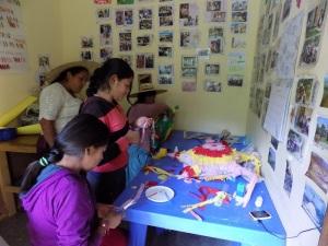 Making Piñatas