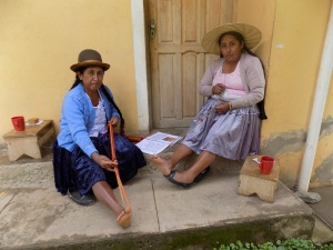 Doña Narciza Walked 4 Hours To Independencia to Learn More Figures the Day Laverne Left