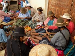Weave-In, Huancarani